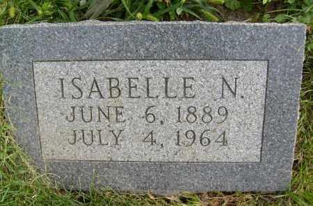 BOLTON, ISABELLE N. - Boulder County, Colorado | ISABELLE N. BOLTON - Colorado Gravestone Photos