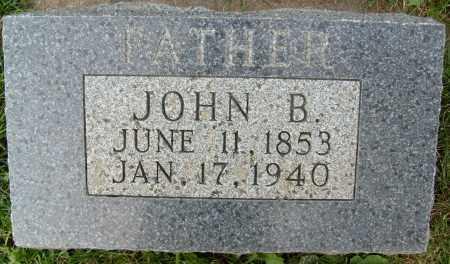 BOLTON, JOHN B. - Boulder County, Colorado | JOHN B. BOLTON - Colorado Gravestone Photos