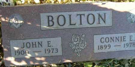 BOLTON, CONNIE E. - Boulder County, Colorado   CONNIE E. BOLTON - Colorado Gravestone Photos