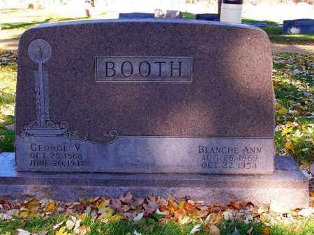 BOOTH, GEORGE - Boulder County, Colorado | GEORGE BOOTH - Colorado Gravestone Photos