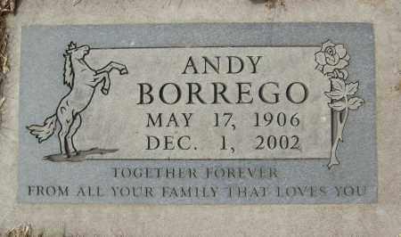 BORREGO, ANDY - Boulder County, Colorado   ANDY BORREGO - Colorado Gravestone Photos