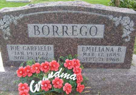 BORREGO, EMILIANA B. - Boulder County, Colorado | EMILIANA B. BORREGO - Colorado Gravestone Photos