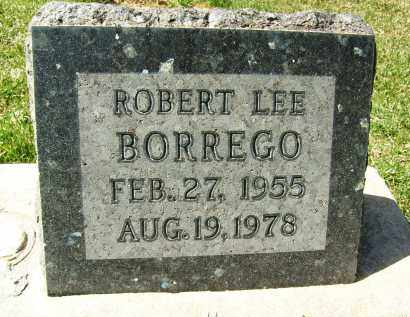 BORREGO, ROBERT LEE - Boulder County, Colorado | ROBERT LEE BORREGO - Colorado Gravestone Photos