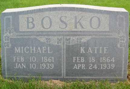 BOSKO, MICHAEL - Boulder County, Colorado | MICHAEL BOSKO - Colorado Gravestone Photos