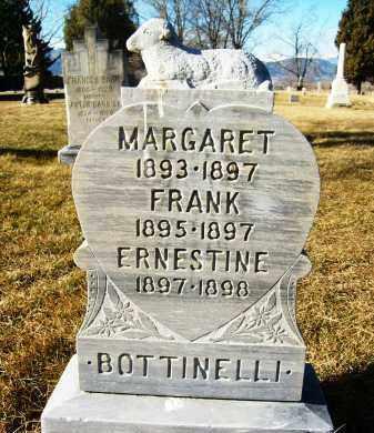 BOTTINELLI, MARGARET - Boulder County, Colorado | MARGARET BOTTINELLI - Colorado Gravestone Photos