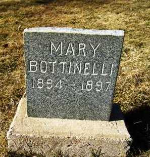 BOTTINELLI, MARY - Boulder County, Colorado | MARY BOTTINELLI - Colorado Gravestone Photos