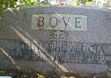 BOVE, JOHN - Boulder County, Colorado   JOHN BOVE - Colorado Gravestone Photos