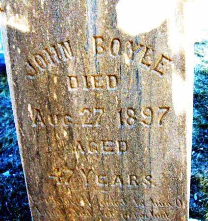 BOYLE, JOHN - Boulder County, Colorado | JOHN BOYLE - Colorado Gravestone Photos