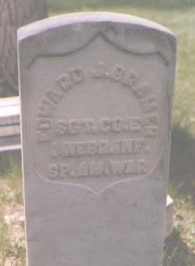 BRAMER, EDWARD J. - Boulder County, Colorado   EDWARD J. BRAMER - Colorado Gravestone Photos
