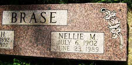 BRASE, NELLIE M. - Boulder County, Colorado | NELLIE M. BRASE - Colorado Gravestone Photos