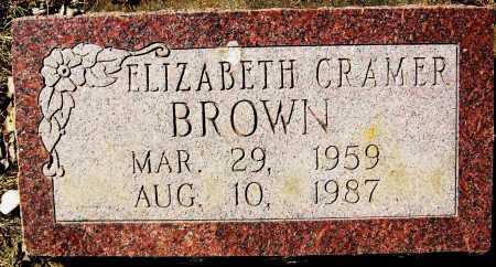 BROWN, ELIZABETH - Boulder County, Colorado | ELIZABETH BROWN - Colorado Gravestone Photos