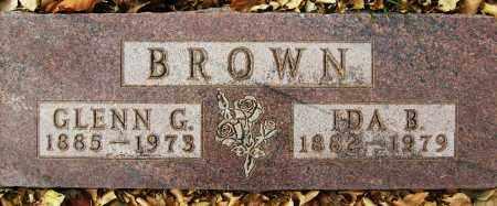 BROWN, IDA B. - Boulder County, Colorado | IDA B. BROWN - Colorado Gravestone Photos
