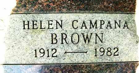 BROWN, HELEN - Boulder County, Colorado | HELEN BROWN - Colorado Gravestone Photos