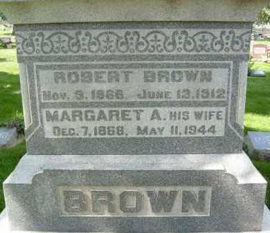 BROWN, ROBERT - Boulder County, Colorado | ROBERT BROWN - Colorado Gravestone Photos