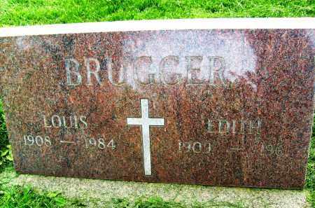 BRUGGER, EDITH - Boulder County, Colorado | EDITH BRUGGER - Colorado Gravestone Photos