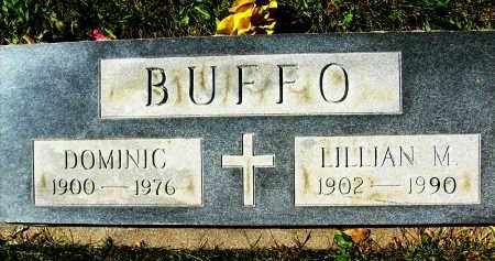 BUFFO, LILLIAN M. - Boulder County, Colorado | LILLIAN M. BUFFO - Colorado Gravestone Photos