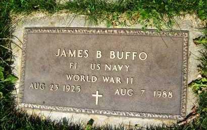 BUFFO, JAMES B. - Boulder County, Colorado | JAMES B. BUFFO - Colorado Gravestone Photos