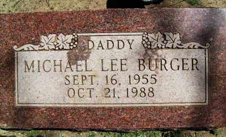 BURGER, MICHAEL LEE - Boulder County, Colorado | MICHAEL LEE BURGER - Colorado Gravestone Photos