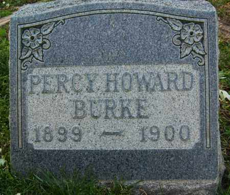 BURKE, PERCY HOWARD - Boulder County, Colorado | PERCY HOWARD BURKE - Colorado Gravestone Photos