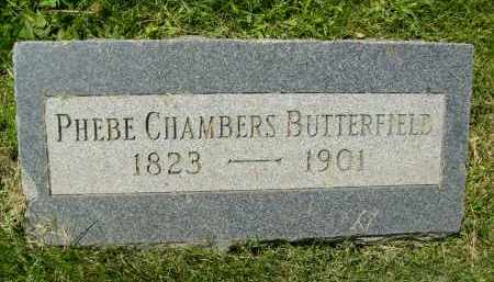 BUTTERFIELD, PHEBE - Boulder County, Colorado | PHEBE BUTTERFIELD - Colorado Gravestone Photos
