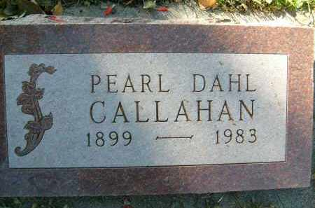 CALLAHAN, PEARL - Boulder County, Colorado | PEARL CALLAHAN - Colorado Gravestone Photos