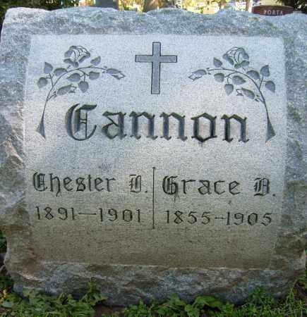 CANNON, CHESTER - Boulder County, Colorado | CHESTER CANNON - Colorado Gravestone Photos