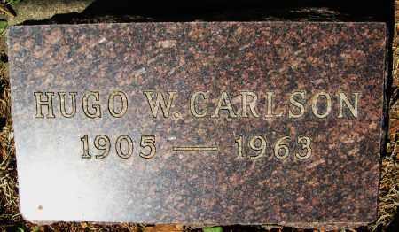 CARLSON, HUGO W. - Boulder County, Colorado | HUGO W. CARLSON - Colorado Gravestone Photos