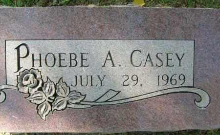 CASEY, PHOEBE A. - Boulder County, Colorado | PHOEBE A. CASEY - Colorado Gravestone Photos