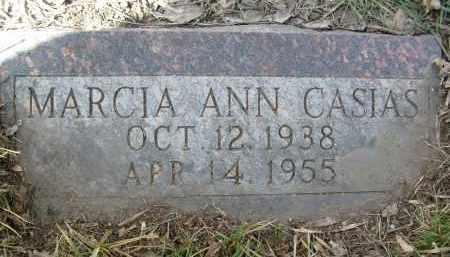 CASIAS, MARCIA ANN - Boulder County, Colorado   MARCIA ANN CASIAS - Colorado Gravestone Photos