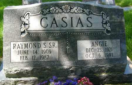 CASIAS, RAYMOND S., SR. - Boulder County, Colorado | RAYMOND S., SR. CASIAS - Colorado Gravestone Photos