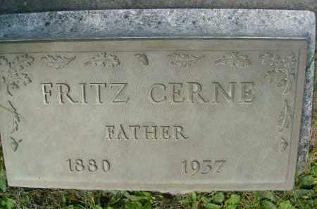 CERNE, FRITZ - Boulder County, Colorado | FRITZ CERNE - Colorado Gravestone Photos