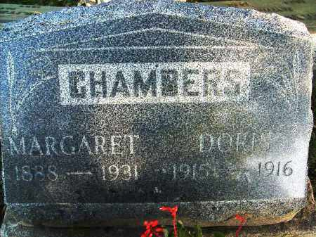 CHAMBERS, MARGARET - Boulder County, Colorado | MARGARET CHAMBERS - Colorado Gravestone Photos