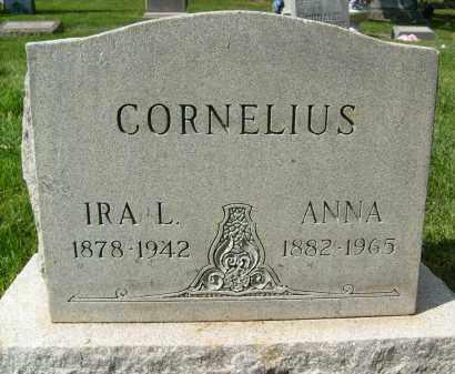CORNELIUS, ANNA - Boulder County, Colorado | ANNA CORNELIUS - Colorado Gravestone Photos