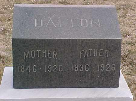 DALTON, COLEMAN - Boulder County, Colorado | COLEMAN DALTON - Colorado Gravestone Photos