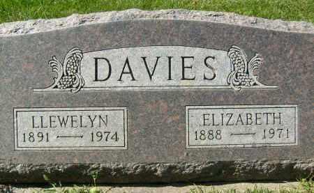 DAVIES, LLEWELYN - Boulder County, Colorado | LLEWELYN DAVIES - Colorado Gravestone Photos