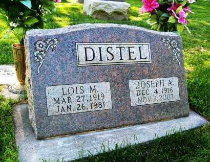 DISTEL, LOIS M. - Boulder County, Colorado   LOIS M. DISTEL - Colorado Gravestone Photos