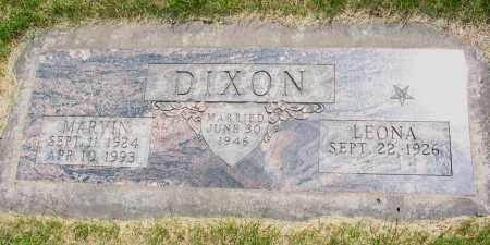 DIXON, MARVIN - Boulder County, Colorado | MARVIN DIXON - Colorado Gravestone Photos