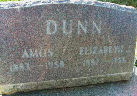 DUNN, AMOS - Boulder County, Colorado   AMOS DUNN - Colorado Gravestone Photos