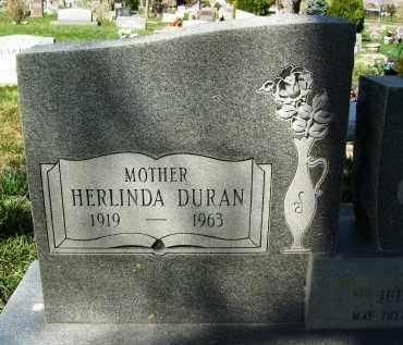 DURAN, HERLINDA - Boulder County, Colorado | HERLINDA DURAN - Colorado Gravestone Photos