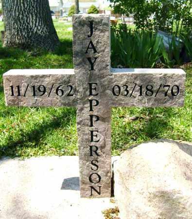 EPPERSON, JAY - Boulder County, Colorado | JAY EPPERSON - Colorado Gravestone Photos