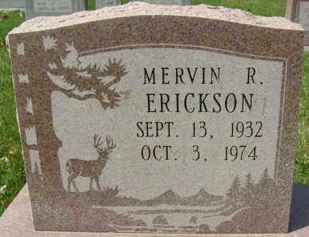 ERICKSON, MERVIN R. - Boulder County, Colorado   MERVIN R. ERICKSON - Colorado Gravestone Photos