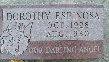 ESPINOSA, DOROTHY - Boulder County, Colorado | DOROTHY ESPINOSA - Colorado Gravestone Photos