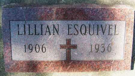 ESQUIVEL, LILLIAN - Boulder County, Colorado | LILLIAN ESQUIVEL - Colorado Gravestone Photos