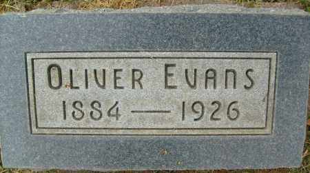 EVANS, OLIVER - Boulder County, Colorado | OLIVER EVANS - Colorado Gravestone Photos