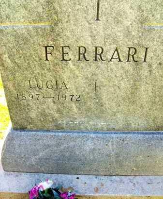 FERRARI, LUCIA - Boulder County, Colorado | LUCIA FERRARI - Colorado Gravestone Photos