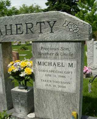 FLAHERTY, MICHAEL M. - Boulder County, Colorado | MICHAEL M. FLAHERTY - Colorado Gravestone Photos