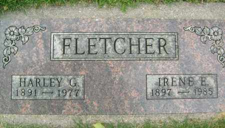 FLETCHER, IRENE E. - Boulder County, Colorado | IRENE E. FLETCHER - Colorado Gravestone Photos