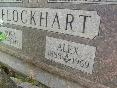 FLOCKHART, ALEX - Boulder County, Colorado | ALEX FLOCKHART - Colorado Gravestone Photos