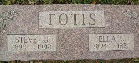 FOTIS, STEVE G. - Boulder County, Colorado | STEVE G. FOTIS - Colorado Gravestone Photos