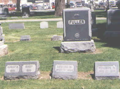 FULLER, LOUISE M. - Boulder County, Colorado | LOUISE M. FULLER - Colorado Gravestone Photos